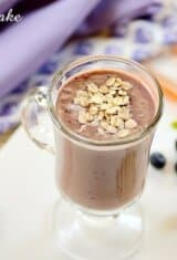 milkshake-açaí