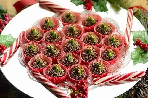 Brigadeiros brazilian chocolate fudge balls easy and delish i forumfinder Image collections