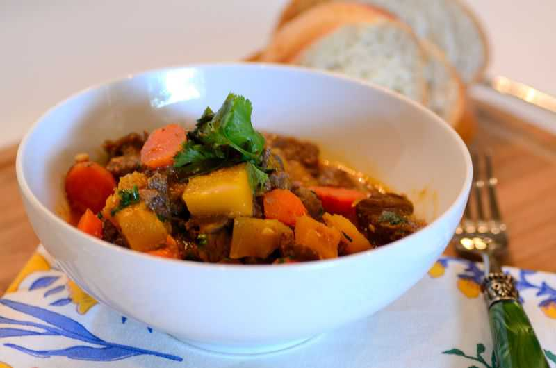 Brazilian Beef Stew With Vegetables Is An Easy And Hearty Stew That Can Be Accompanied By White Rice It Makes A Great Weeknight Meal