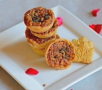 Butter-tart, Tortinha-olho-sogra