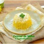 Cornmeal-couscous, Cuscuz-milho