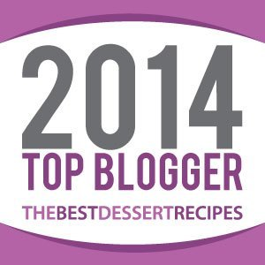 2014 top blogger logo