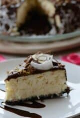 Prestígio Cheesecake and Fusions -- When Brazilian Cuisine Blends with Others...