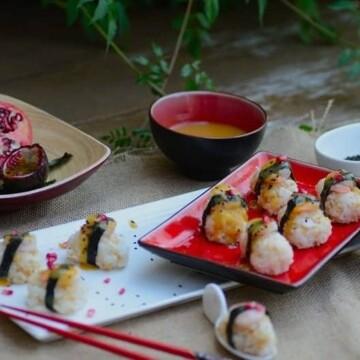 Tropical-sushi