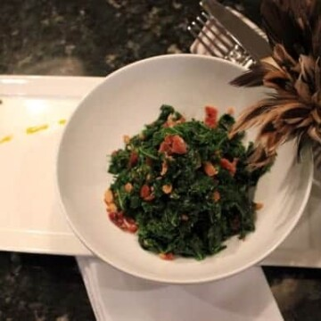 Pan-fried-collard-greens, Couve-mineira