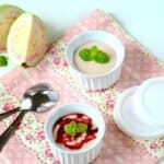 Gluten Free Brazilian Recipe - Guava Lemon Mousse