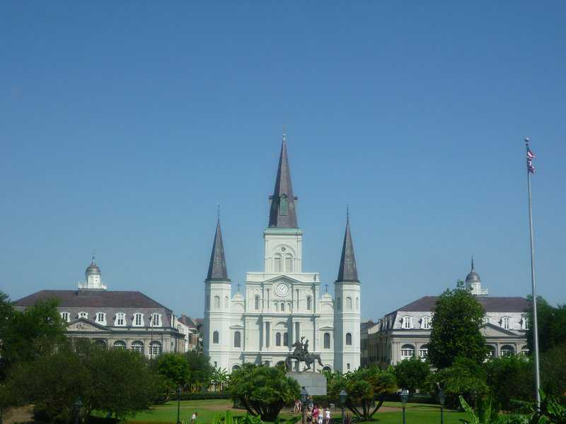 NOLA cathedral