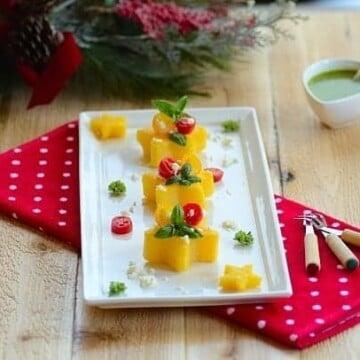 Polenta Frita - Brazilian Recipe
