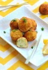 Cod Cakes (Bolinho de Bacalhau)