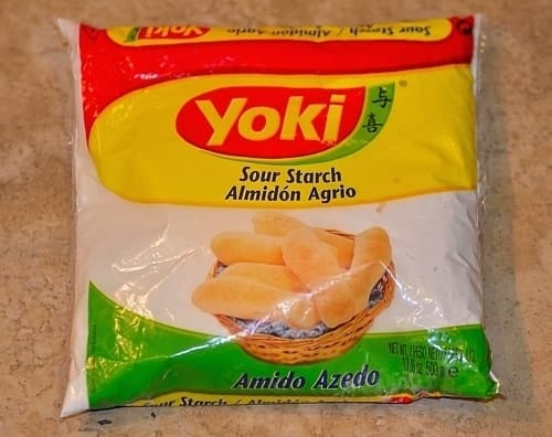 Polvilho Azedo or Sour Starch
