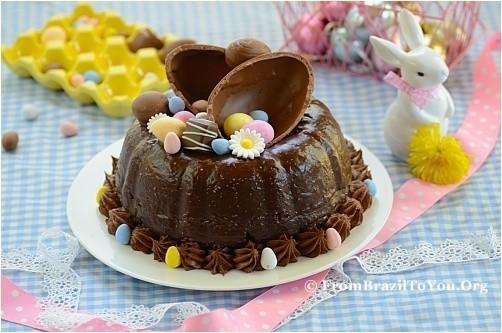 Easter-chocolate-cake