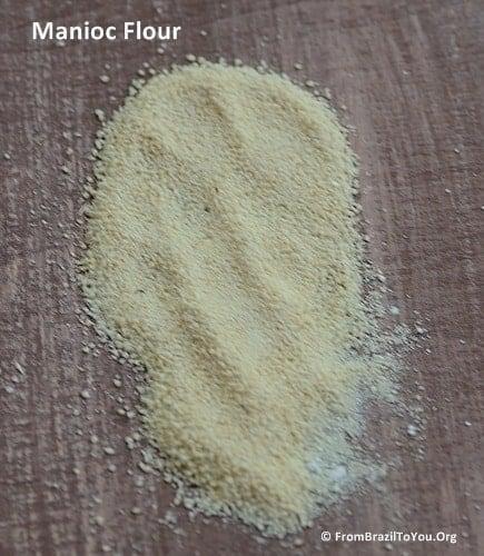 how to make casava flour gw2