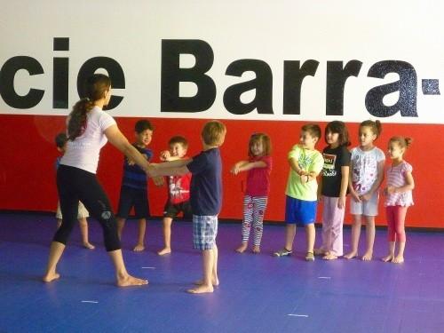 Gracie Barra Jiu-Jitsu Class
