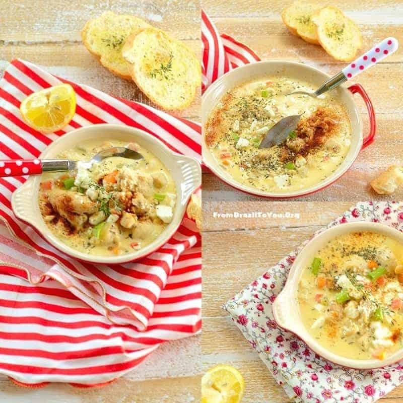 Buffalo Chicken-Sweet Potato Chowder