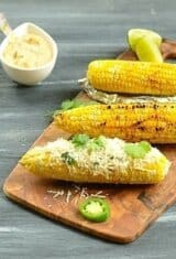 grilled-corn-cob