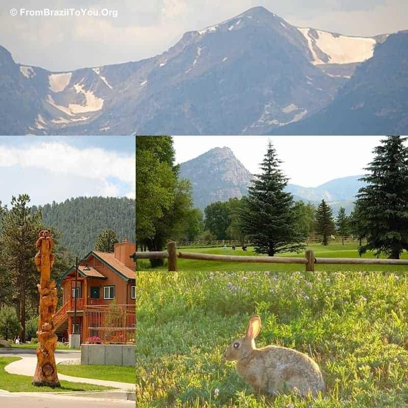 Estes Park, Colorado, USA