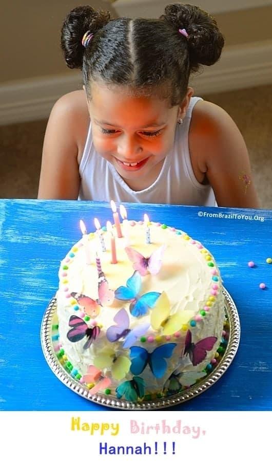 Happy Birthday, Hannah!!!