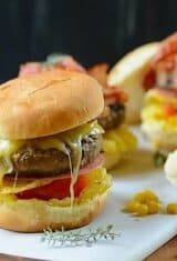 X-Tudo -- The Brazilian Burger on Steroids... and a $ 100 Giveaway.