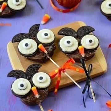 Chocolate-Apple-Halloween-Owl