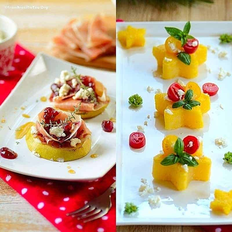 Superb 35 Christmas Recipes Round Up From Brazil To You Easy Diy Christmas Decorations Tissureus