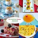 35 Christmas Recipes Round-Up (Breakfast, Appetizers, Main and Side Dishes, Drinks, and Desserts)5