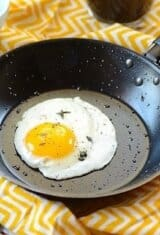 How to Cook Perfect Sunny-Side Up Eggs (w/ VIDEO)