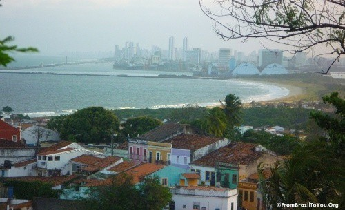 Recife-Olinda Panoramic View