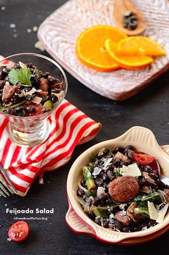 Feijoada Salad