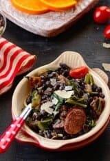 Quick Feijoada Salad