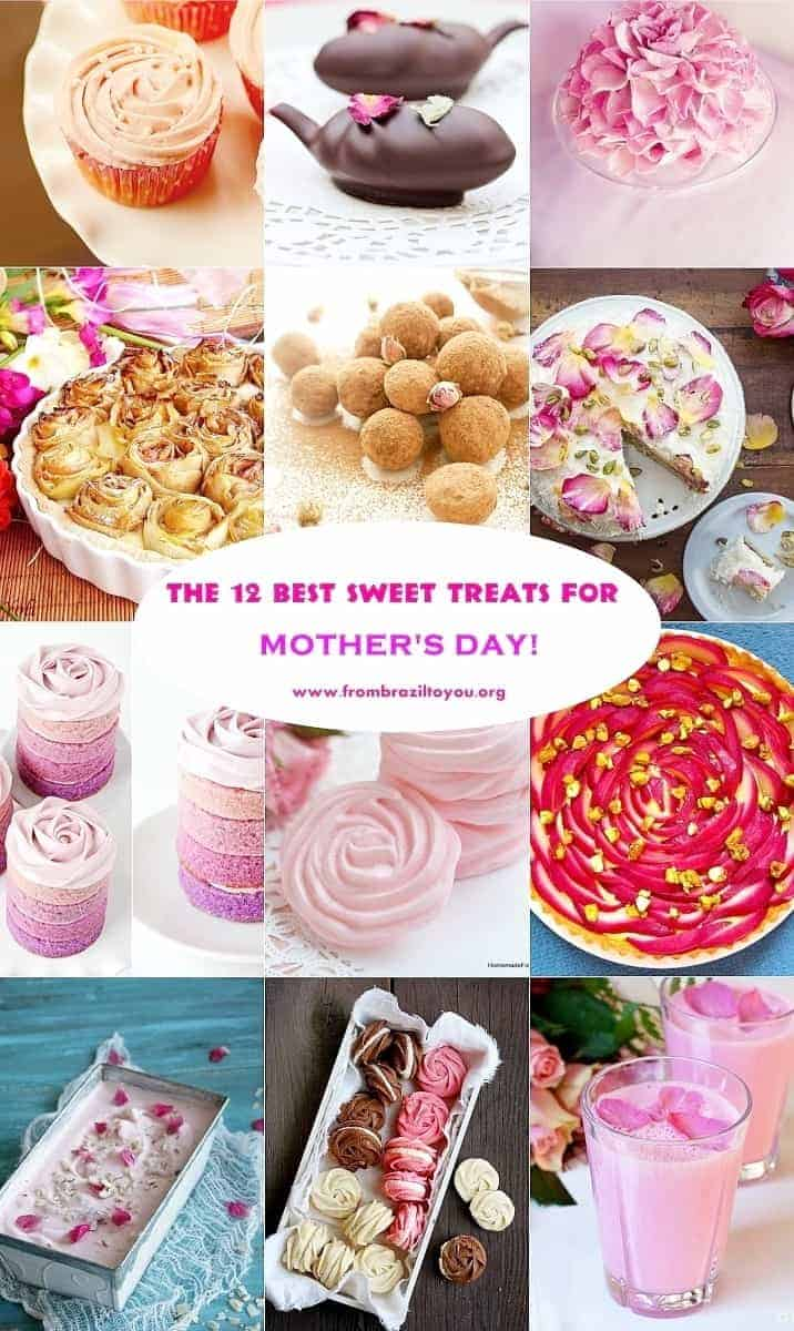 The 12 Best Sweet Treats for Mother's Day!!