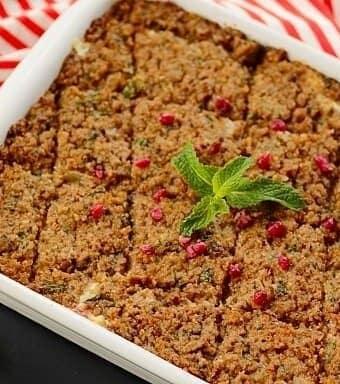 baked-kibbeh