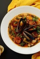 Mussel-Chorizo-and-White-Bean-Stew