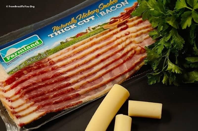 Ingredients -- bacon bites