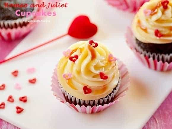 Romeo-and-Juliet-cupcakes