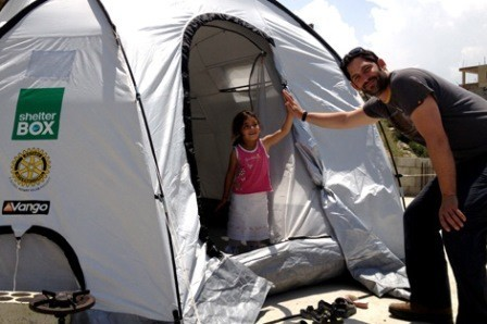 Join me in my efforts to help Syrian Refugees! -- Give A Shelter To Syria