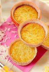 "Queijadinha (Brazilian Coconut ""Muffins"")"