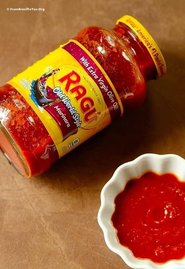 Ragú-sauce