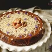 Flourless-choco-nut-cake