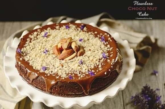 bolo de chocolate com castanha do pará