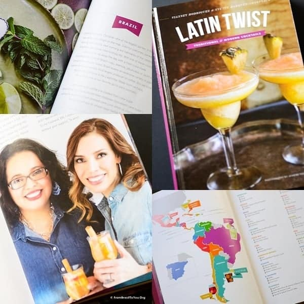 LATIN TWIST -- Traditional & Modern Cocktails
