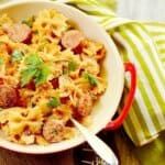 One-Pot-Sausage-Pasta