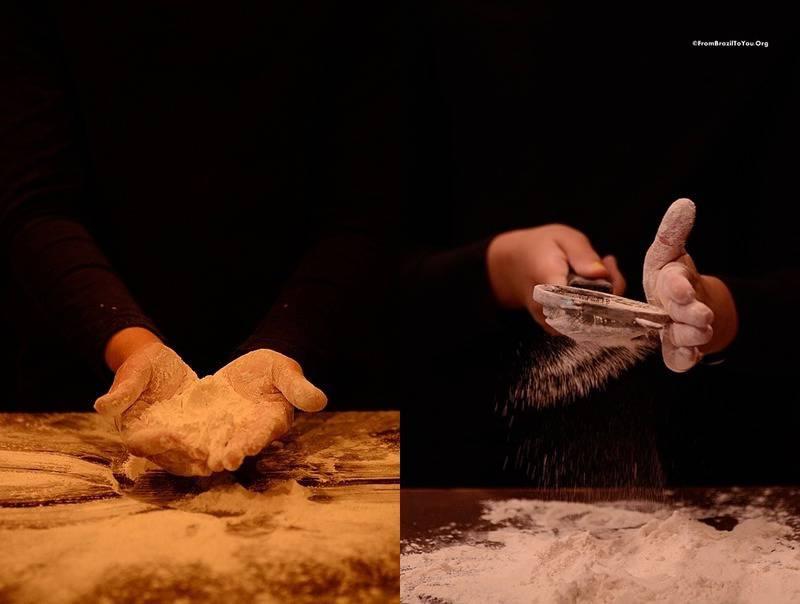 tapioca-flour