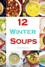 12 Warm and Comforting Winter Soups