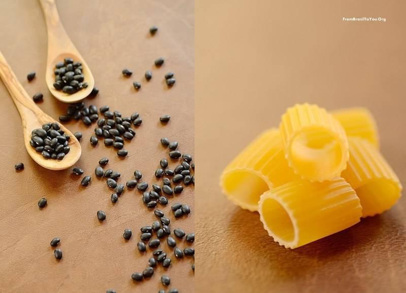 Brazilian Minestrone Soup -- Ingredients