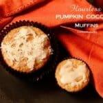Flourless-pumpkin-coconut-muffins