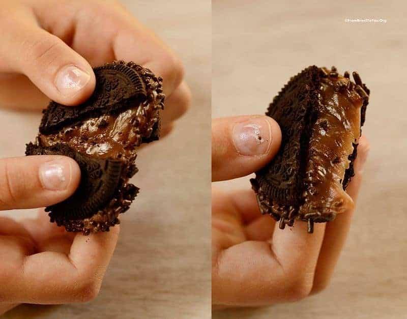 Brigadeiro-cookies