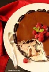 Cookies-and-cream-dutch-tart, Torta-holandesa-com-Oreos