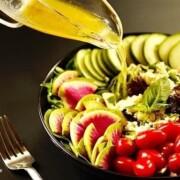 Vegan-raw-salad