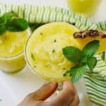 frozen-pineapple-mint-margarita