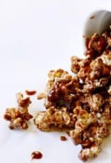 7-Minute Churro Popcorn
